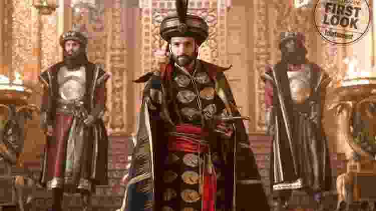 """Jafar """"Aladdin"""" - Divulgação/EW - Divulgação/EW"""
