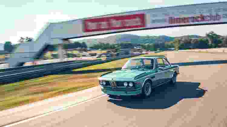 BMW 3.0 CSL - DW Burnett/Hagerty - DW Burnett/Hagerty