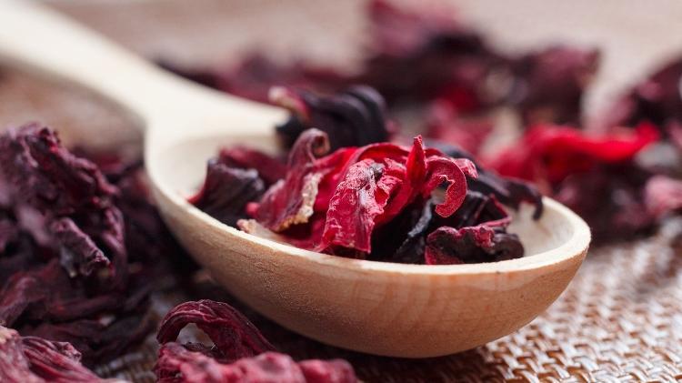 Chá de Hibisco Ajuda a Emagrecer e Melhora Saúde Pinterest