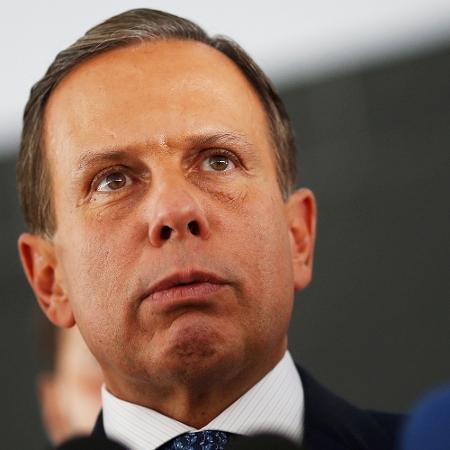 O governador João Doria (PSDB) - Adriano Machado/Reuters