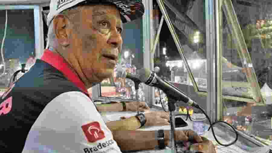 Jurandir Oliveira, mais conhecido como Mestre Sabu, morreu nesta segunda-feira (25) aos 92 anos  - Reprodução/Instagram/LigaSP