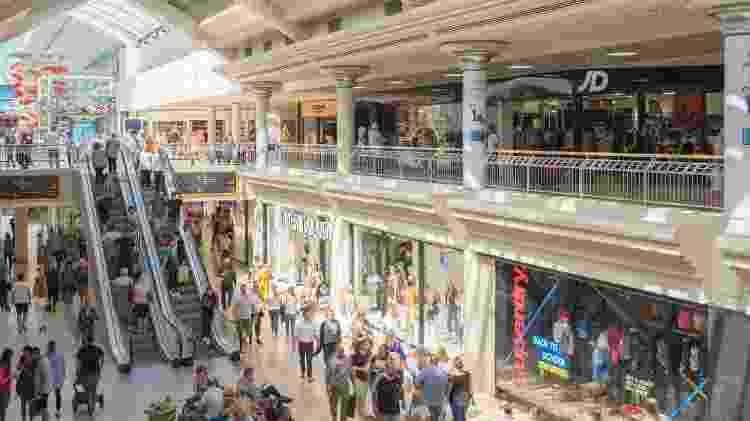 Shopping intu Metrocentre, na Inglaterra - Divulgação/intu Metrocentre - Divulgação/intu Metrocentre