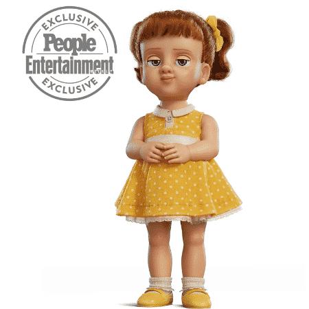 """Gabby, vilã de """"Toy Story 4"""" - Reprodução/EW"""