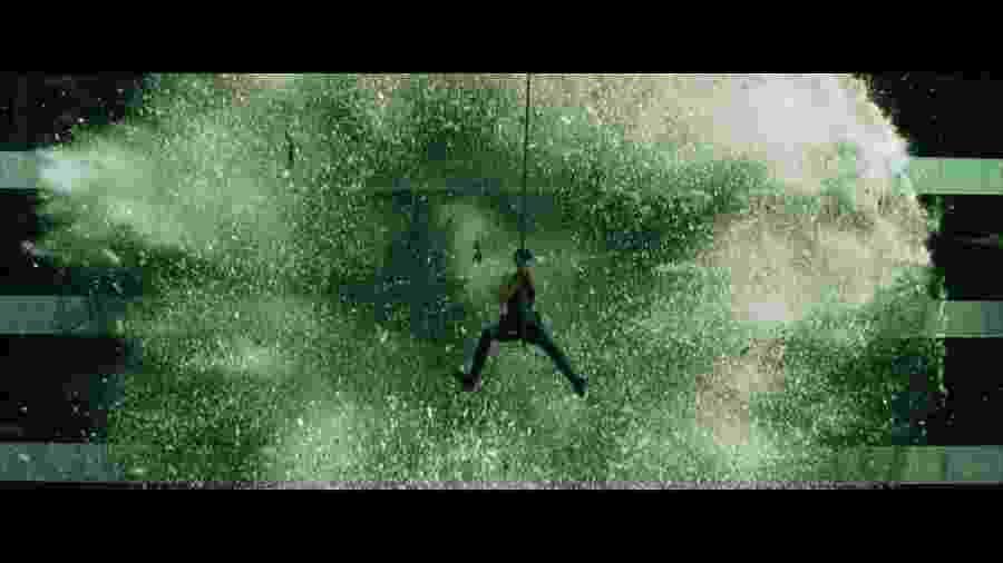 """Cena do filme """"Matrix"""" - Reprodução"""