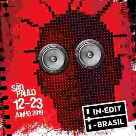 Cartaz do In-Edit com Sabotage - Divulgação