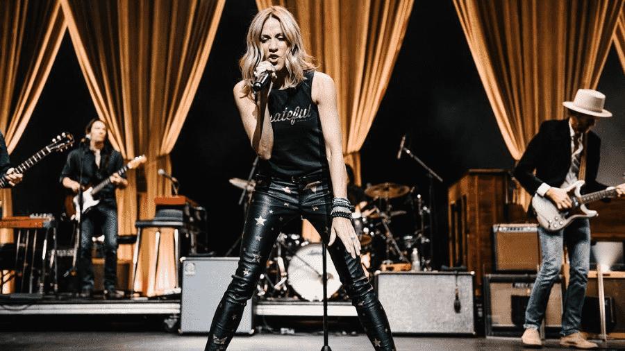 A cantora Sheryl Crow - Reprodução/Instagram/sherylcrow