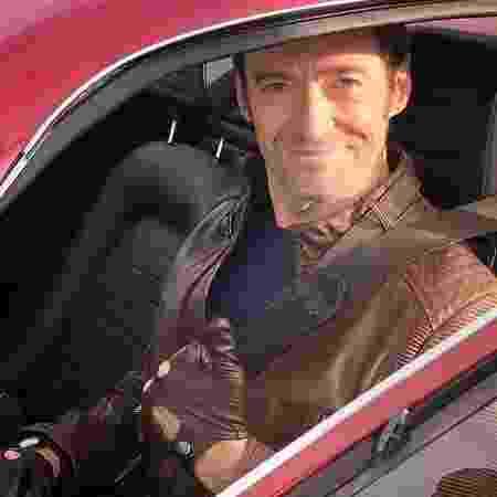 Hugh Jackman, famoso por interpretar Wolverine nos filmes da franquia X-Men - Reprodução