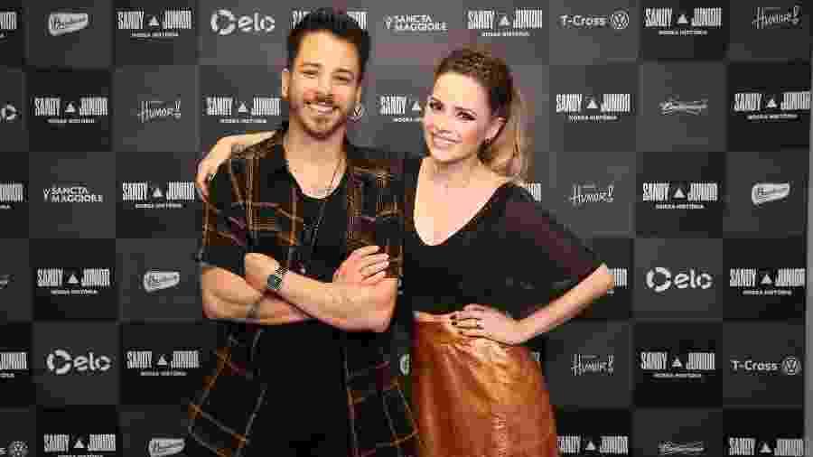 Saiu o documentário de Sandy e Junior, e já estamos chorando! - Manuela Scarpa/Brazil News