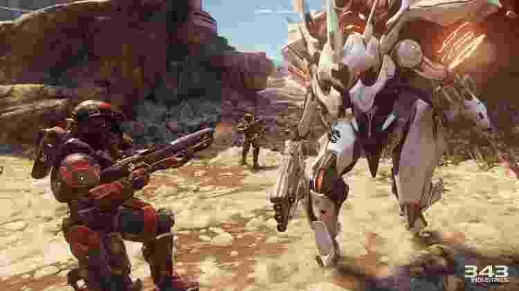 Halo 5 Review 4 - Divulgação - Divulgação