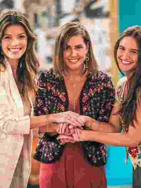 As protagonistas de Salve-se Quem Puder, novela da 7 da TV Globo - Divulgação
