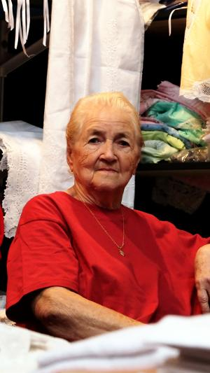Dona Odete Cavalcanti Maciel