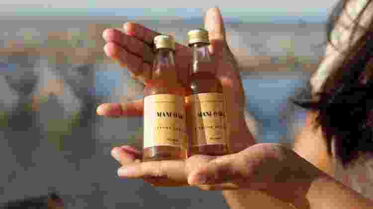 Mani-Oara, o vinho de mandioca - Bob Barbosa/Divulgação - Bob Barbosa/Divulgação