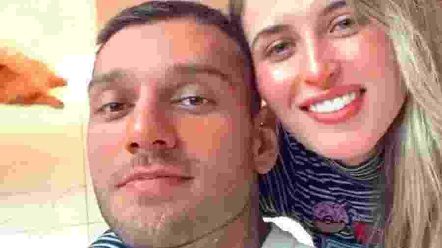 Lucas Lucco e a noiva Lorena Carvalho pretendem adotar - REPRODUÇÃO/INSTAGRAM