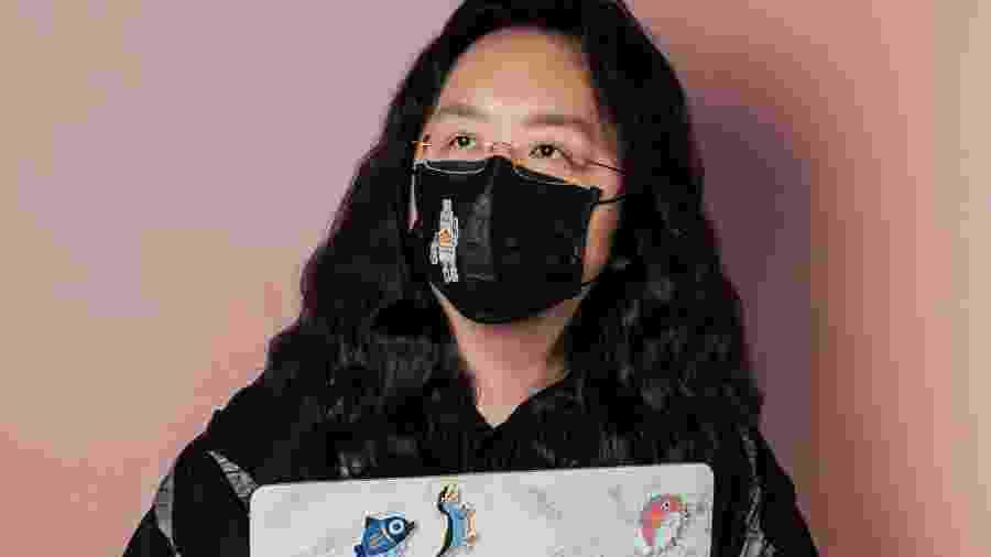 Audrey Tang, ministra hacker e trans  - Divulgação