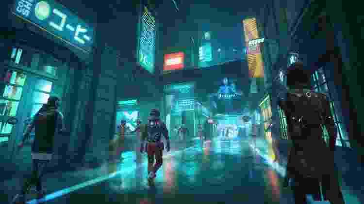 Hyper Scape Cidade 2 - Divulgação/Ubisoft - Divulgação/Ubisoft