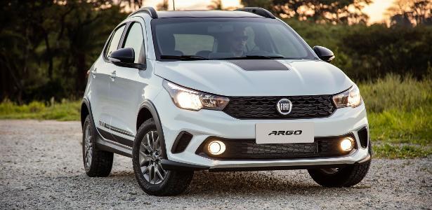 Carros   Análise: Argo Trekking mantém Fiat bem na fita como precursora dos aventureiros