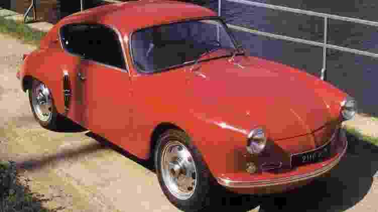 Alpine A106 - Reprodução - Reprodução