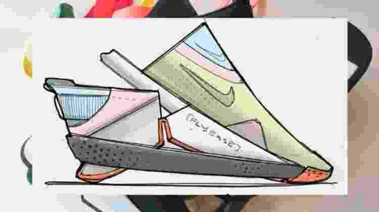 Nike GO FlyEase - Reprodução - Reprodução
