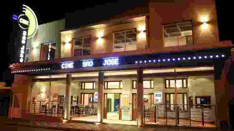 O Cine São José foi comprado e reformado por Daniel - Reprodução Facebook - Reprodução Facebook