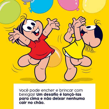 Mônica 5 - Divulgação - Divulgação