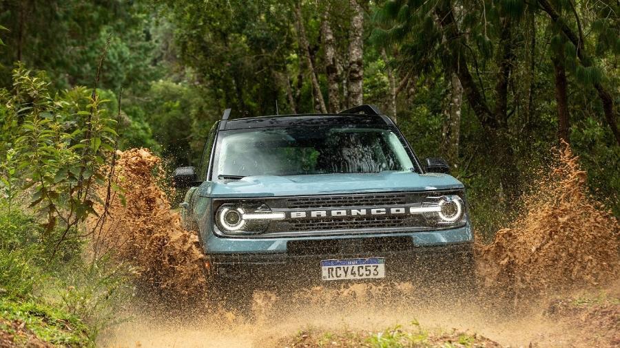 Ford Bronco Sport - Divulgação