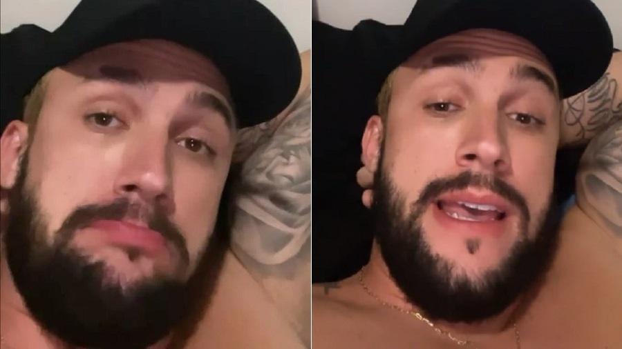 BBB 21: Arthur Picoli diz que não ficou com ninguém após o reality - Reprodução/Instagram