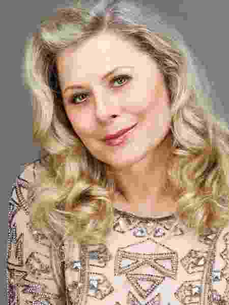 A atriz Vera Fischer - Nana Moraes
