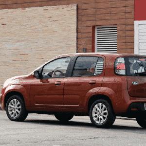 Fiat Uno Evolution - Murilo Góes/UOL