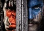 """Pôster do filme de """"Warcraft"""" mostra humano e ogro lado a lado - Divulgação"""