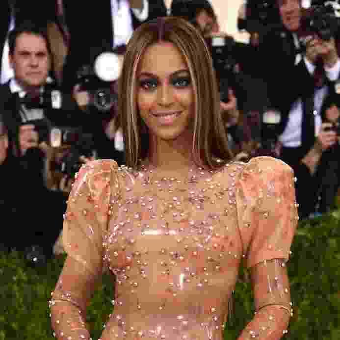 Evolução capilar de Beyoncé - Getty Images