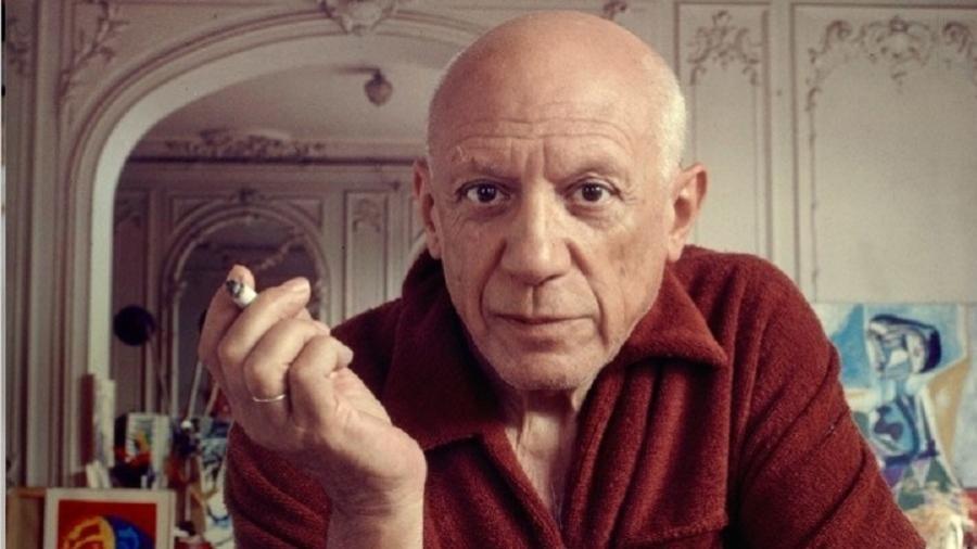 O artista espanhol Pablo Picasso - Arnold Newman/Getty Images