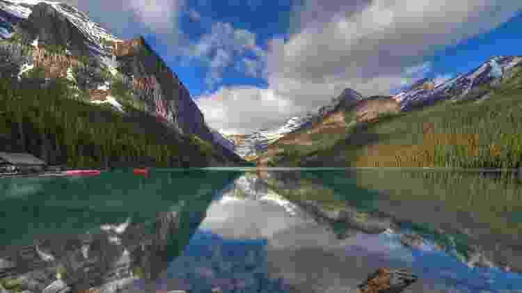 Quer fazer uma foto espetacular em uma viagem ao Canadá? Vá até o lago Louise  - Juan Alberto Garcia/Creative Commons - Juan Alberto Garcia/Creative Commons