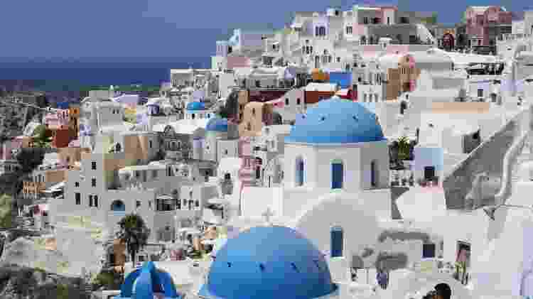 Santorini - David Spender/Creative Commons - David Spender/Creative Commons