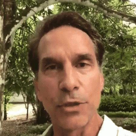 Victor Fasano em vídeo - Reprodução/Instagram