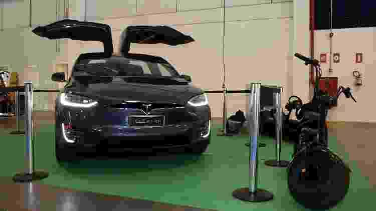 Tesla Model X - Murilo Góes/UOL - Murilo Góes/UOL