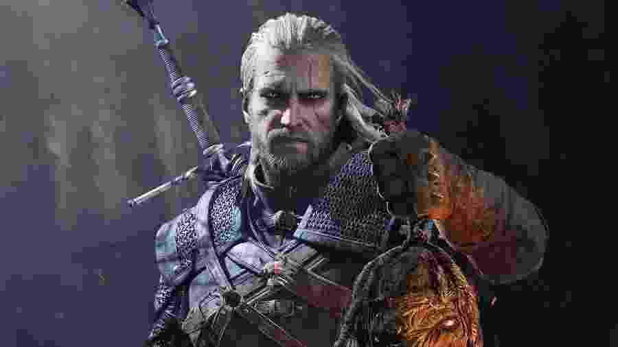 """Imagem do game inspirado na saga  """"The Witcher"""" - Divulgação"""