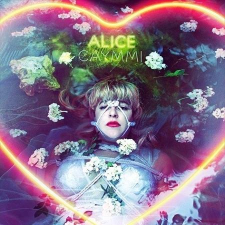 Capa do novo álbum de Alice Caymmi - Divulgação