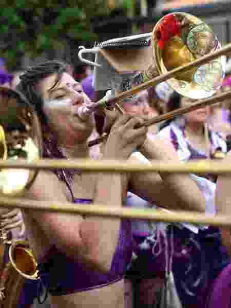 Bloco Sagrada Profana abriu o Carnaval de Belo Horizonte em 2018 - Marcus Desimoni/Nitro/UOL