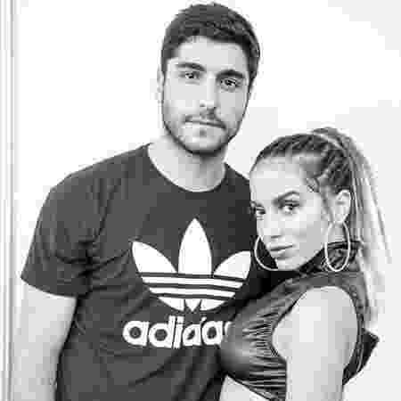 Anitta e o marido, Thiago Magalhães - Reprodução/Instagram