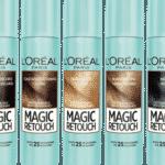 L'Oréal Paris Magic Retouch: Spray corretivo para fios com secagem rápida e fácil remoção com xampu. R$29,90 belezanaweb.com.br - Divulgação