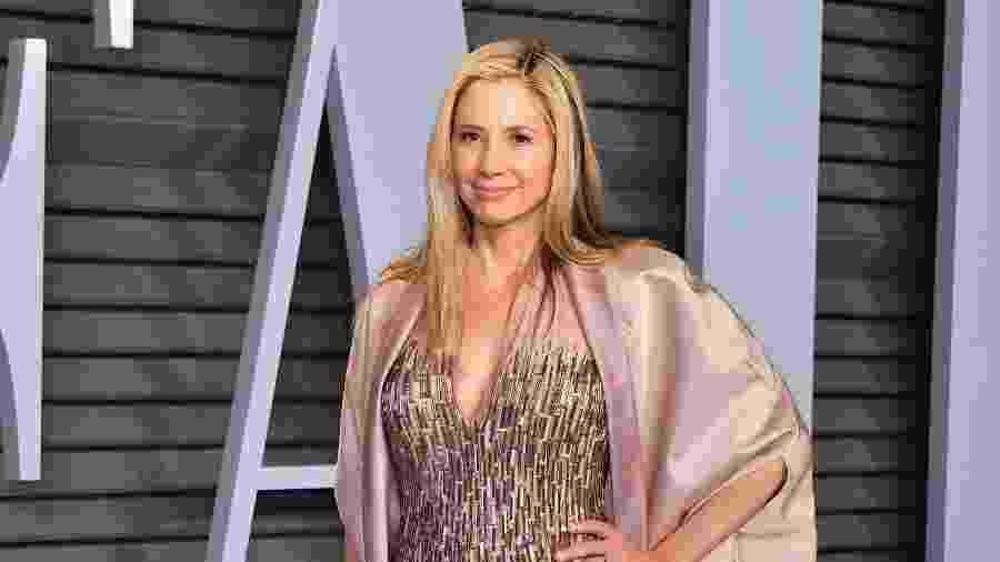 Mira Sorvino - Getty Images
