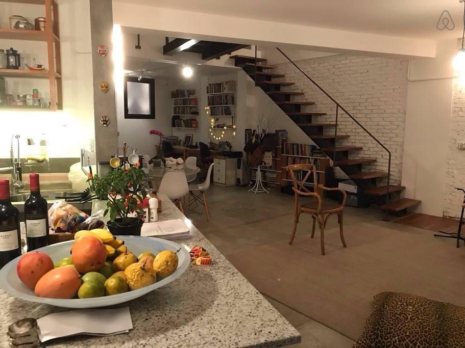 A casa de Julia Priolli