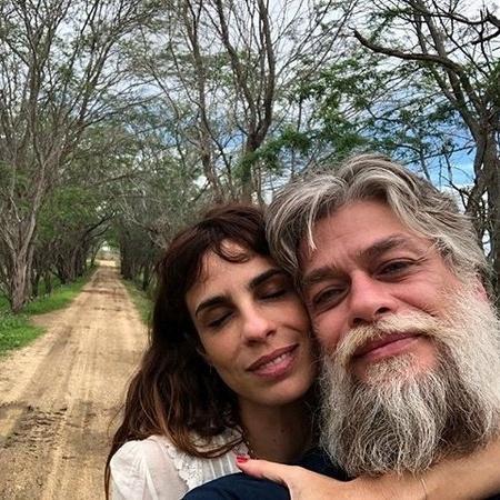 Fábio Assunção e Maria Ribeiro estão juntos - Reprodução/Instagram/@fabioassunção