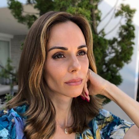 Ana Furtado fala sobre o tratamento contra o câncer - Reprodução/Instagram/aanafurtado
