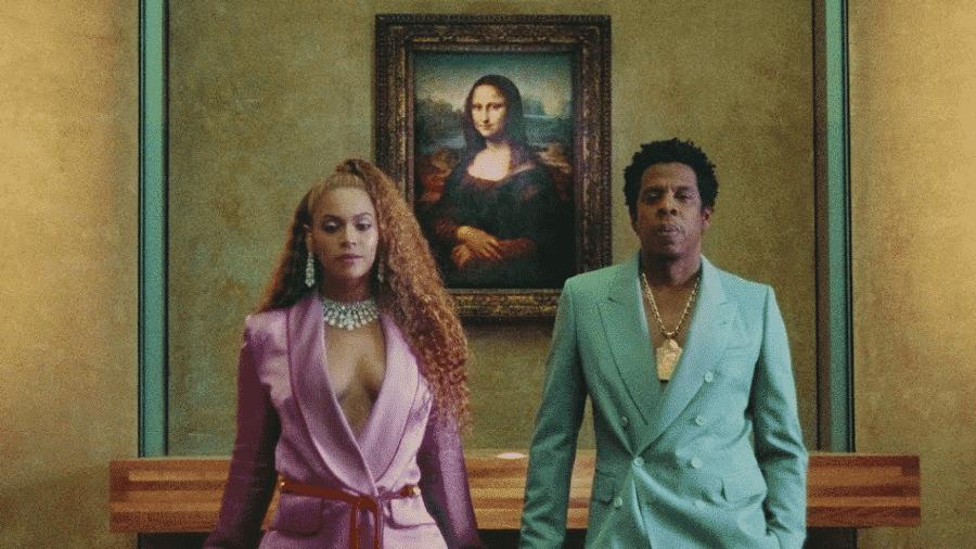 Beyoncé e Jay-Z - Reprodução