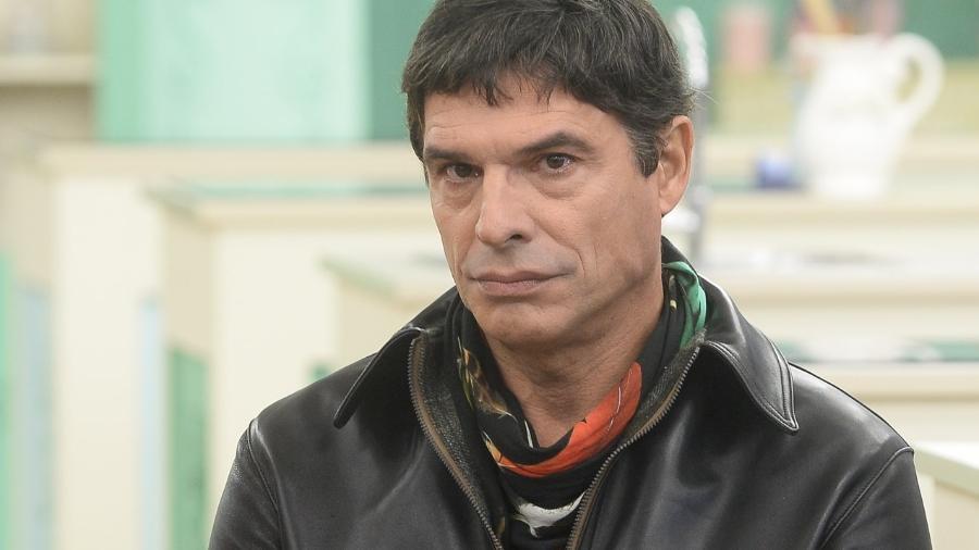 """Olivier Anquier durante o lançamento da nova temporada do """"Bake Off Brasil"""" - AgNews"""