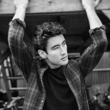 O ator Alex Landi - Reprodução/Instagram