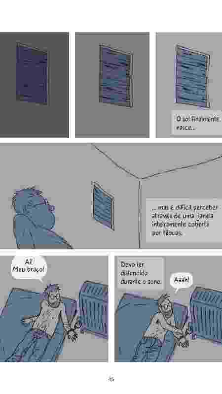 Fugir - Reprodução - Reprodução