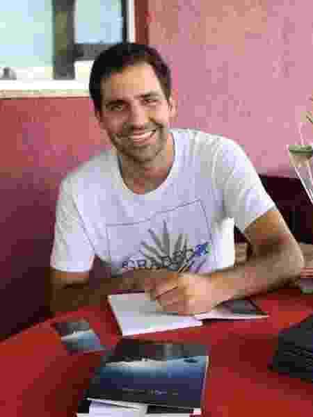 Piero fez quatro cirurgias no cérebro e tem esclerose múltipla, mas não se abalou diante das dificuldades           - Arquivo pessoal