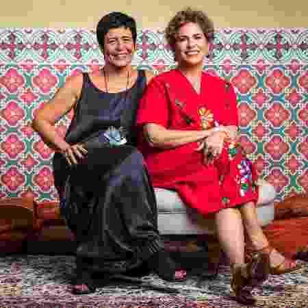 As autoras de Órfãos da Terra: Thelma Guedes e Duca Rachid - Globo/PauloBelote